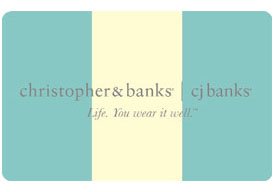 Christopher and Banks $100.00